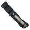 Piranha 21 Auto Knife, 154CM Mirror Blade Clip View