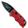 "Boker Red Sub Kalashnikov Auto Knife, 1.95"" Black Blade [Exclusive]"