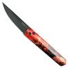 Boker Frazetta Berserker Kwaiken Auto Knife, Black Blade [Exclusive]