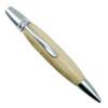 Loki Tool Maple Ursa Minor Twist Pen, Satin Finish Front View