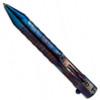 Boker Plus K.I.D. Cal .50 Titanium Tactical Pen, Flamed Finish