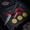Marfione Custom Continental-3 Set, Cypher Dagger & UTX-70 Spartan