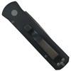 Pro-Tech Godson Auto Knife, NIB BATTLEWORN Blade REAR VIEW