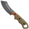 TOPS Viking Tactics Patriot Fixed Blade Knife, Acid Rain Blade