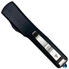 Marfione Custom UTX-70 Dagger OTF Auto Knife, Mirror Blade REAR VIEW