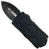 Microtech Tactical Exocet OTF Auto Knife, Black Blade