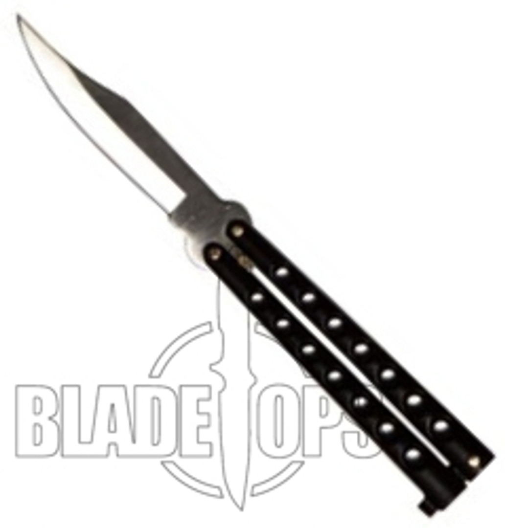 Butterfly Knife, Low Price, Black