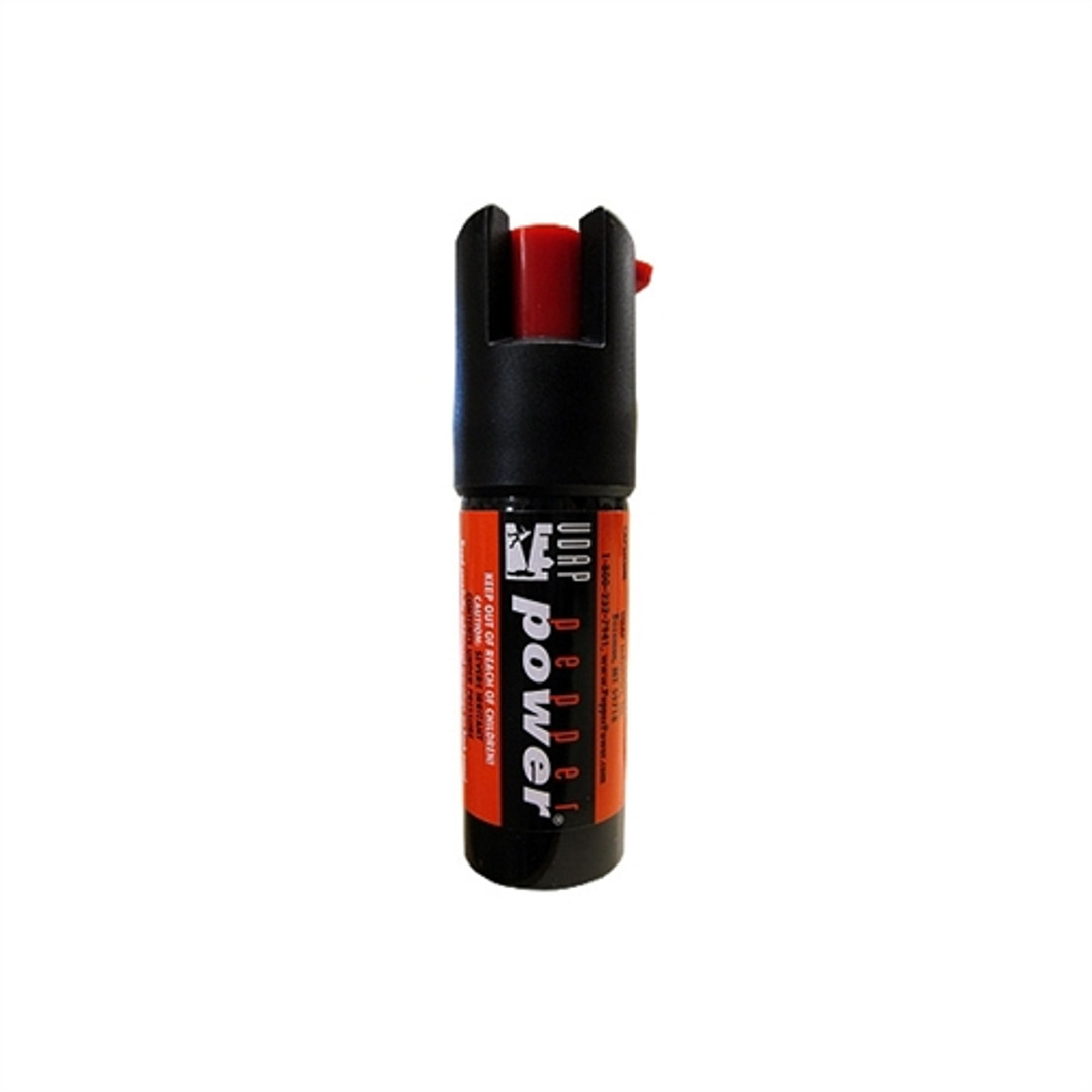 UDAP Industries Pepper Spray, Stream, Replacement Canister