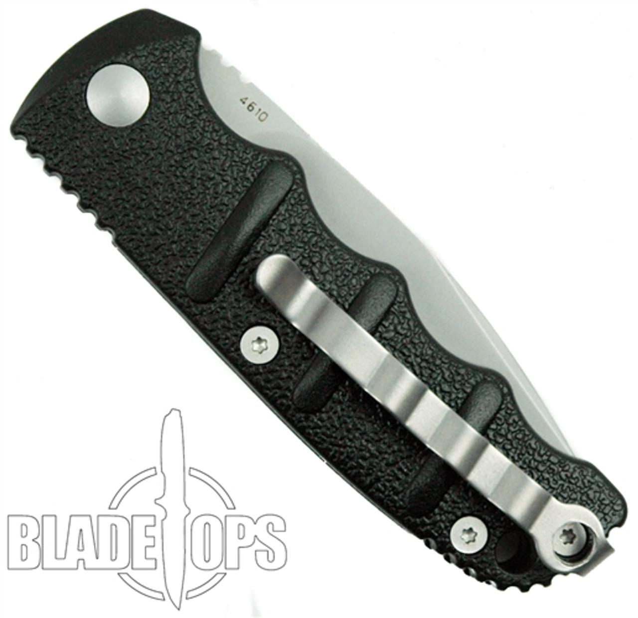 Boker Mini Kalashnikov Auto Knife, AUS-8 Bead Blast Blade