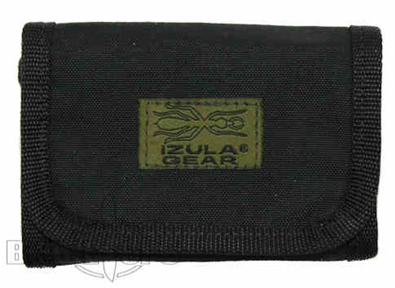 ESEE Izula Gear EDC Billfold, Black