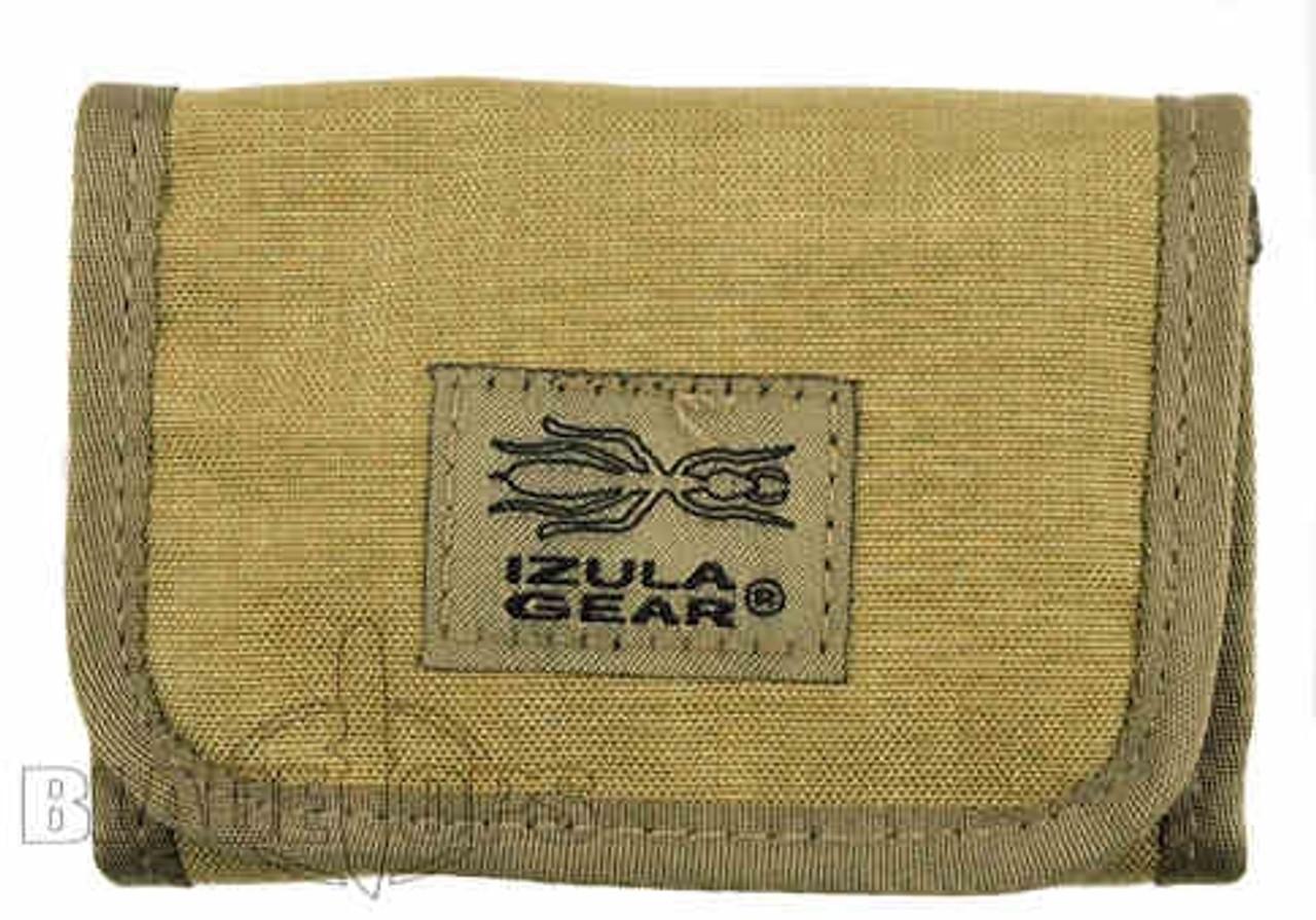 ESEE Izula Gear EDC Billfold, Desert Tan