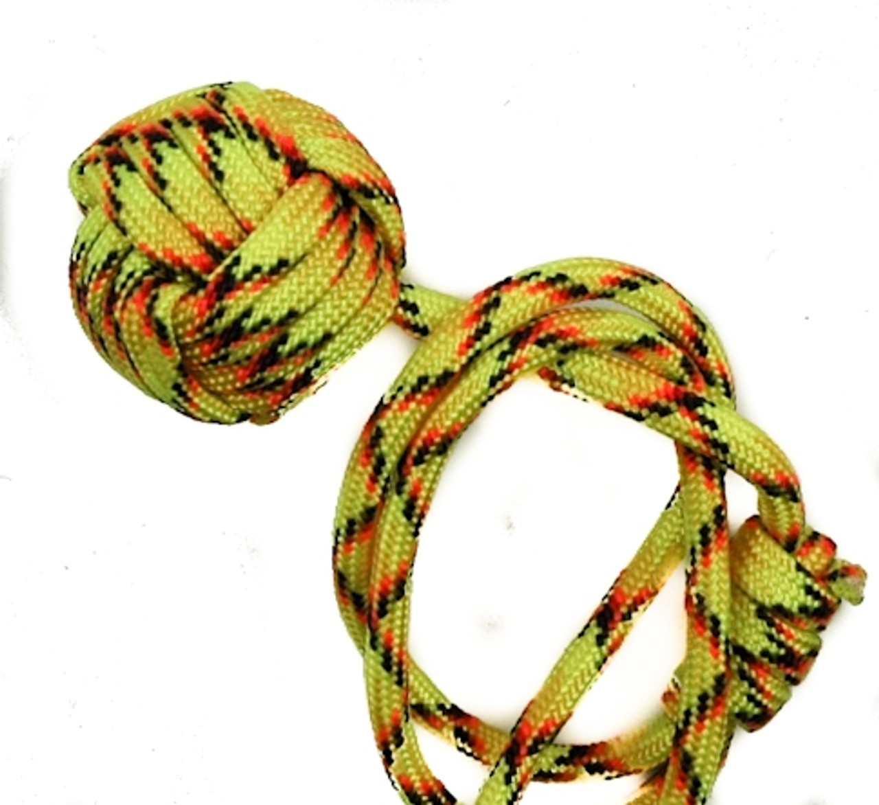 Sentinel Paracord Monkey Fist, Explosion, 3/4 Inch