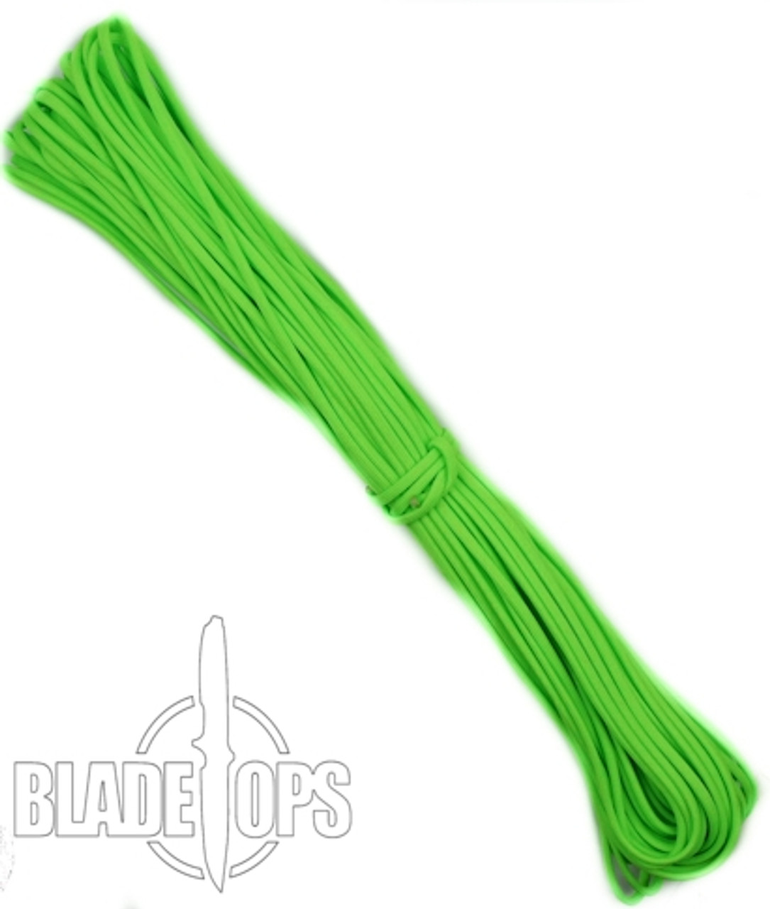 Paracord, 550 Mil-Spec, Zombie Green, 100'