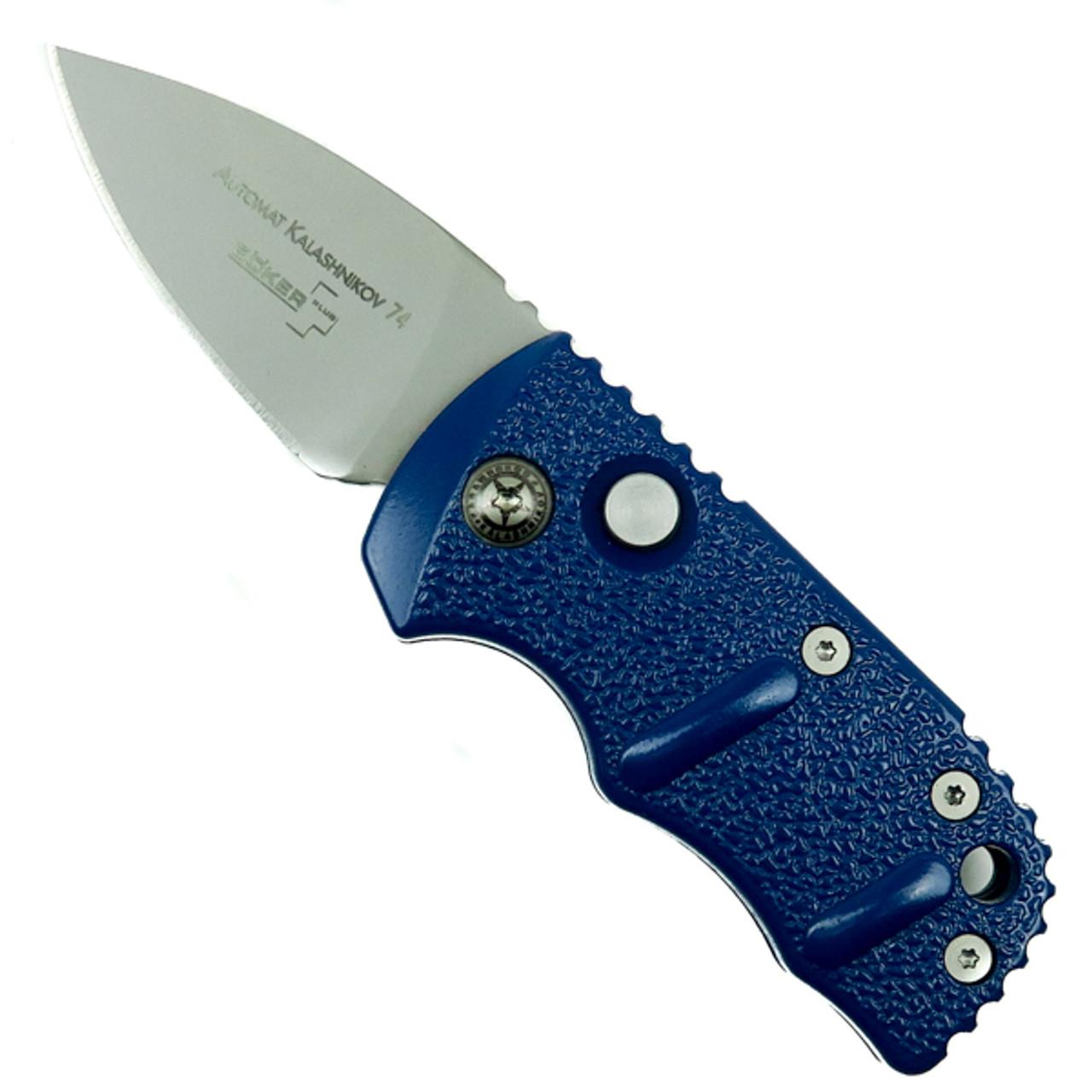 "Boker Blue Sub Kalashnikov Auto Knife, 1.95"" Blade [Exclusive]"