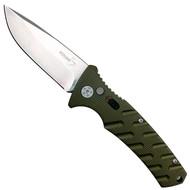 Knife Review: Boker Plus OD Green Strike Automatic Knife
