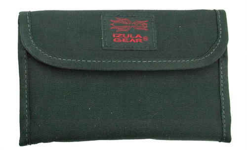 ESEE Izula Gear Passport Case with Bullet Pen, Black