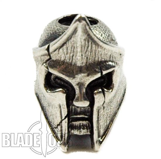 LionARMory King Leonidas Sterling Silver Bead