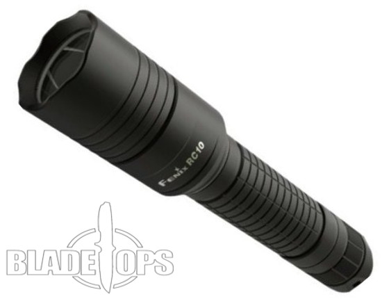 Fenix RC10 R5 Rechargeable Flashlight, 380 Lumens