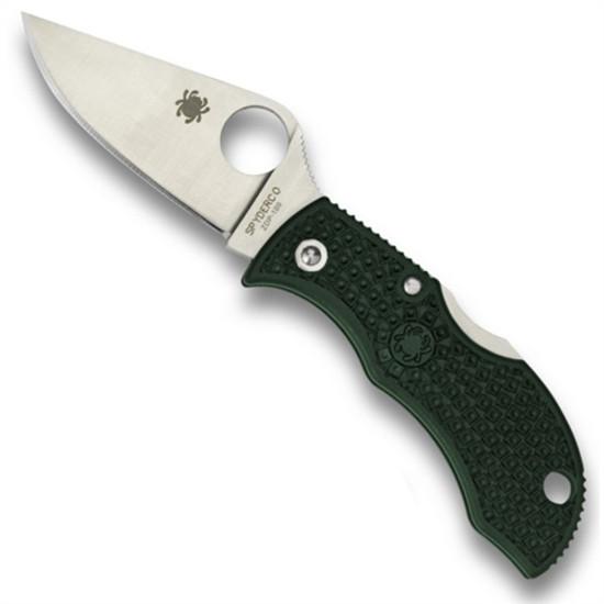 Spyderco Manbug Folder Knife, ZDP189 Blade