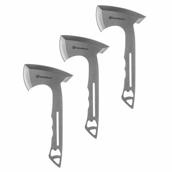Smith & Wesson Hawkeye Throwing Axes, Set of 3