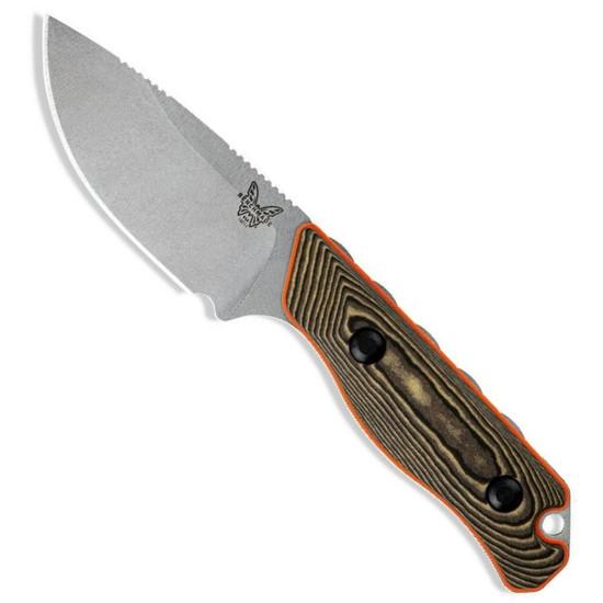 Benchmade Hidden Canyon Hunter Knife, S90V Blade
