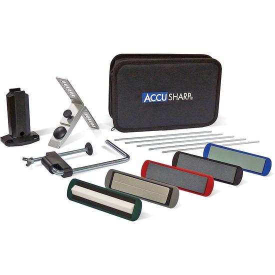 AccuSharp Five Stone Precision Sharpening Kit