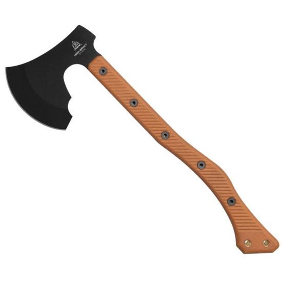 TOPS Knives High Impact Axe, 1075 Carbon Blade