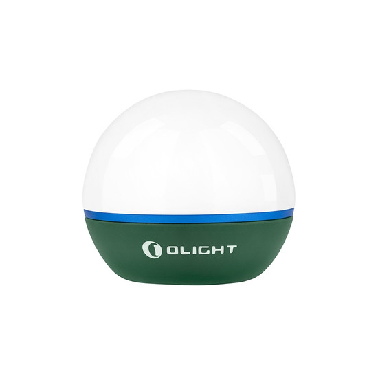 Olight Moss Green Obulb Light, 55 Lumens