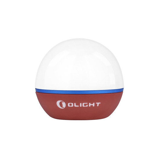 Olight Wine Red Obulb Light, 55 Lumens