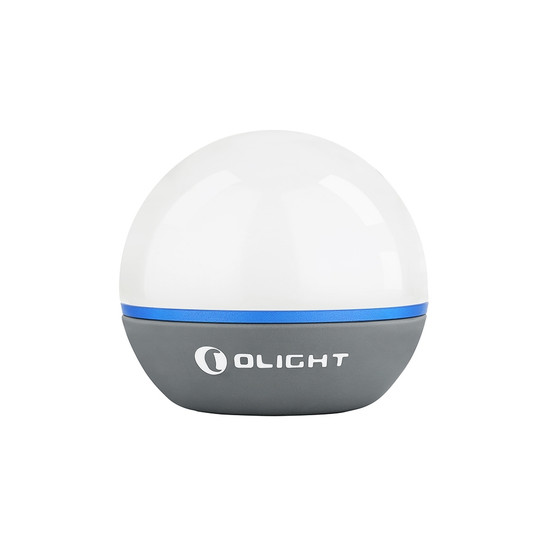 Olight Basalt Grey Obulb Light, 55 Lumens
