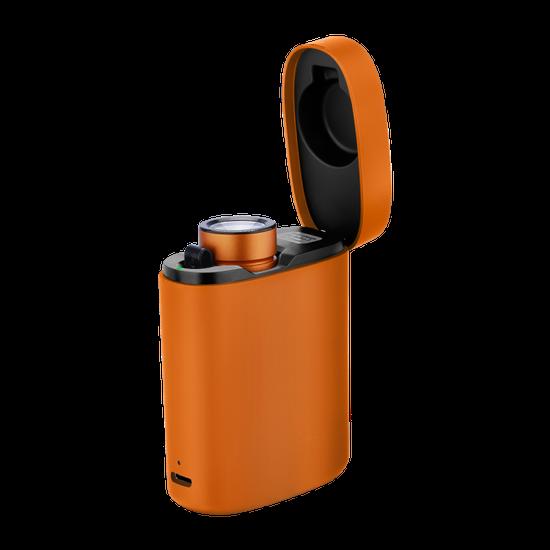 Olight Premium Limited Edition Baton 3 Rechargeable Flashlight, Orange