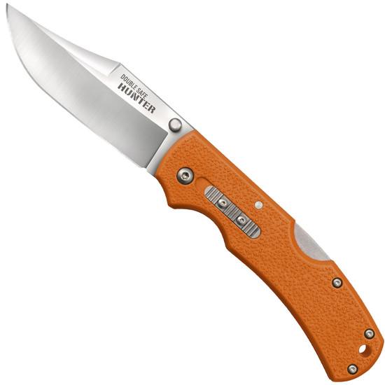 Cold Steel Double Safe Hunter Orange Folding Knife