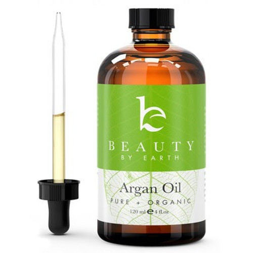 Beauty By Earth Organic Argan Oil 4oz