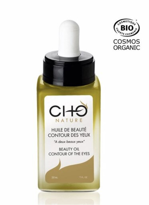 CHO Nature Beauty Oil - Contour of the Eyes