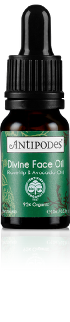 Antipodes Divine Face Oil Rosehip & Avocado Oil 10ml - Mini