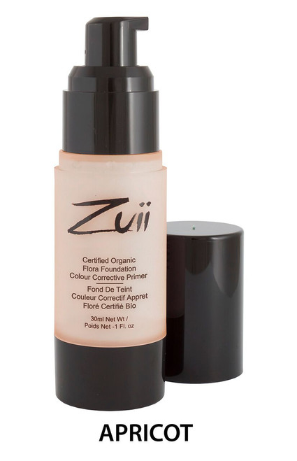 Zuii Organic Certified Organic Color Corrective Primer - Apricot