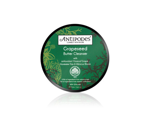Antipodes Grapeseed Butter Cleanser