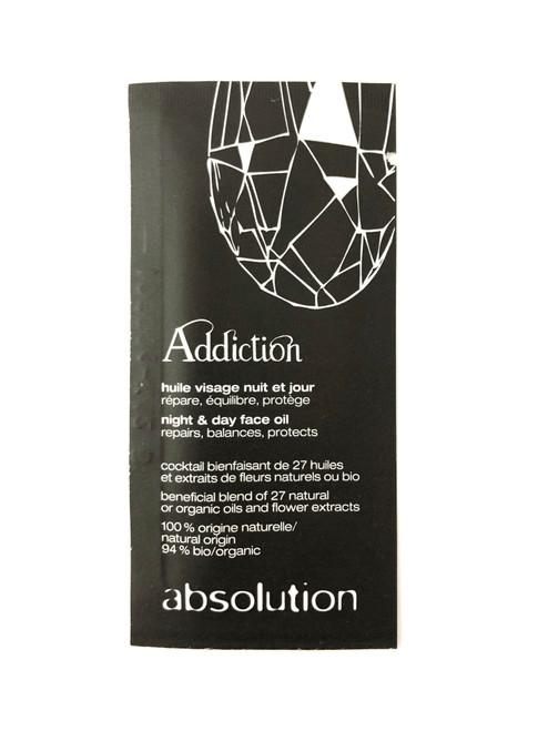 Absolution Addiction Face Oil Sample Satchel