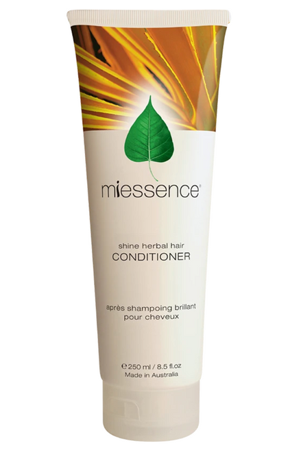 Miessence Shine Herbal Hair Conditioner (All Hair Types) 250ml