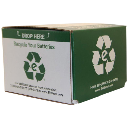 Battery Recycling Box - 2 Pack