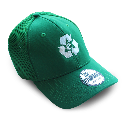 Flex Fit Hat - Green