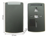 KS485S-ID soloFace 125 kHz RS485 Proximity Card Reader (HS Code : 85437000, MADE IN CHINA)