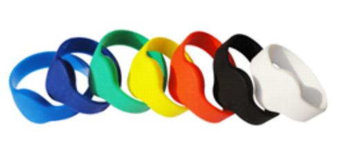 13.56MHz mifare wristband