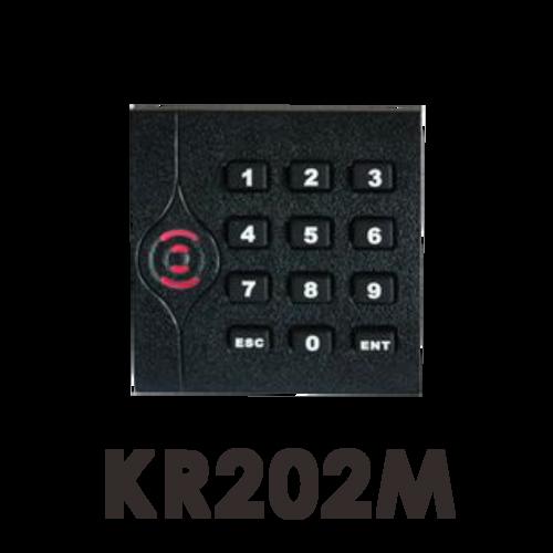kr202m mifare wiegand 34 RFID reader with keypad