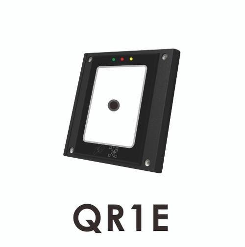 QR1E 125kHz Wiegand 34 RFID QR Code Reader