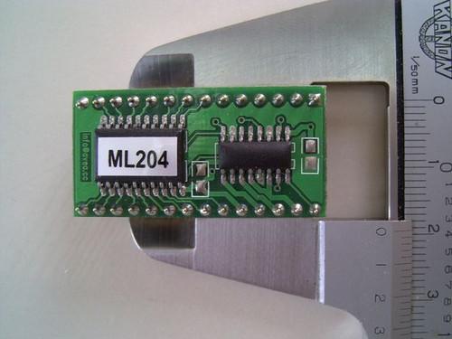 EM RFID Access Control Module (HS Code : 85437000, MADE IN CHINA)