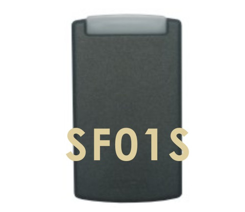 soloFace 125 kHz RS232/RS45  Proximity Card Reader with 2730 non-volatile memory (HS Code : 85437000, MADE IN CHINA)