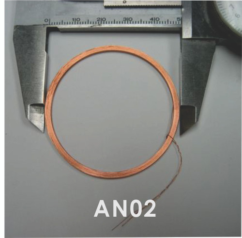 1.5mm Antenna for EM proximity readers