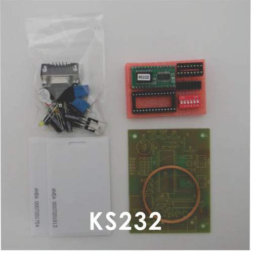KS232 EM RS232 Proximity Card Reader Kit