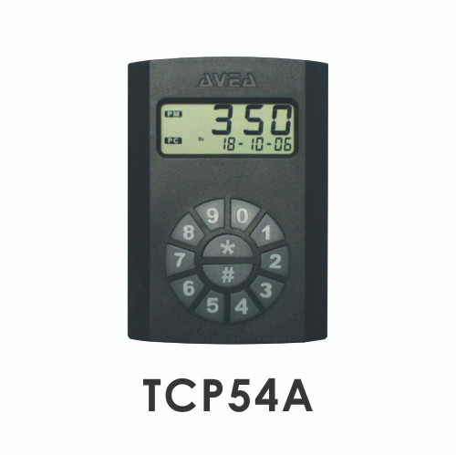 TCP54A  IP Standalone / Real time tracking RFID system with NET Attendance software